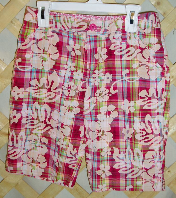 Multi Color Shorts for Girls
