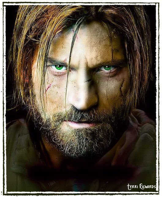"""Jaime Lannister"" (Nikolaj Coster-Waldau)"
