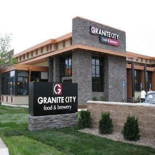 Granite city - went for Sunday Brunch last weekend - wonderful and didn't break the bank. Will return and also want to check out their regular menu and the beer of course!