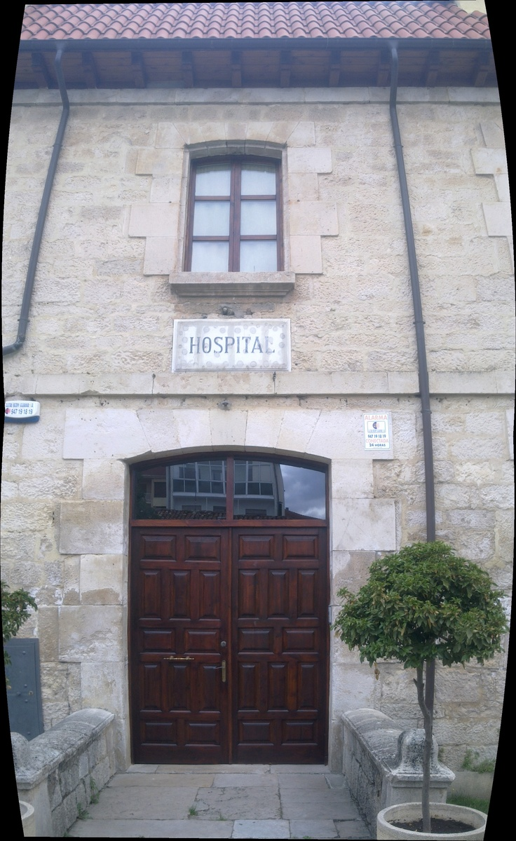 Antiguo Hospital de Villarcayo