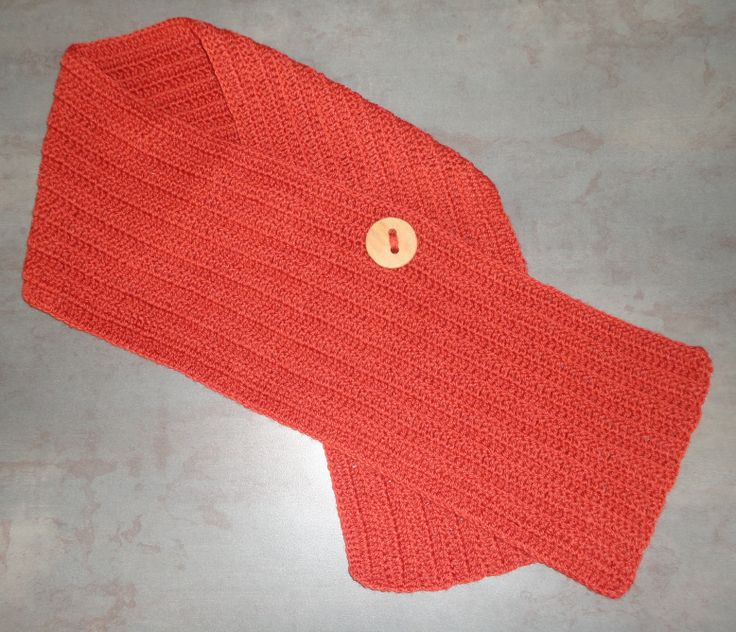 Bufanda crochet $3.500