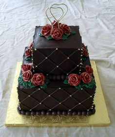 Cool Wedding Marriage Anniversary Cakes Images With Names