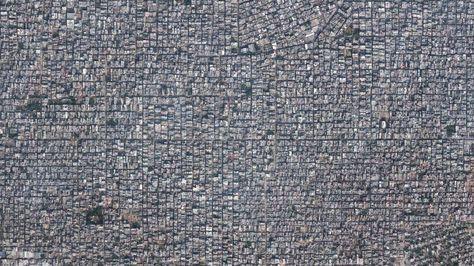 Asentamiento de infravivienda en Nueva Delhi. Fuente