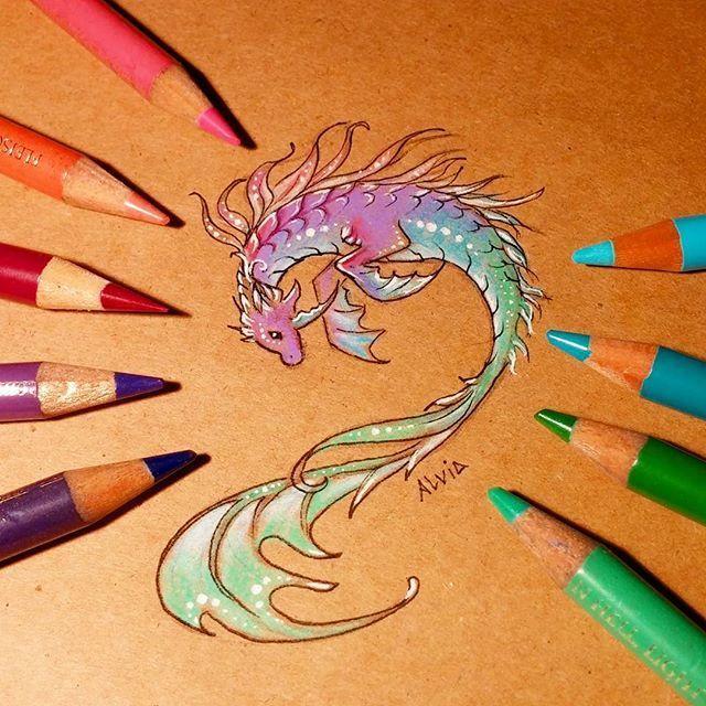 Alvia Alcedo Dragon