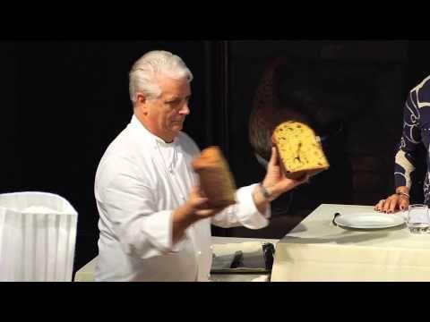 Panettone: ricetta con lievito madre di Sal De RIso - YouTube