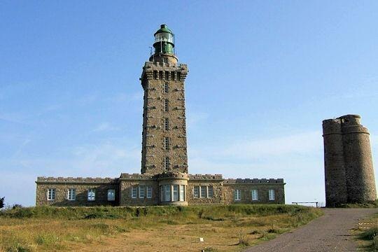 Le phare du Cap Fréhel à Plévenon