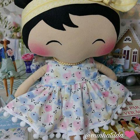 #tilda #tildinha #tildatoy #bonecadepano #tildatoys #feitocomamor  #feitocomcarinho #mãedemenina #gravidez #coisasdemenina #maternidade #fofura  #chádebebê #decoração #doll #dolls #tildaworld #costurinhas #princesas #newborn #atelie #artesanato #recemnascido #futuramamae #tonefinnanger #vestidodeboneca