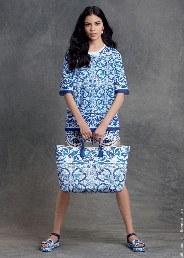 """Купить Матлассе жаккард """"Dolce&Gabbana"""". Италия. - именные ткани, огурцы, огурцы пейсли, ткани для шитья"""