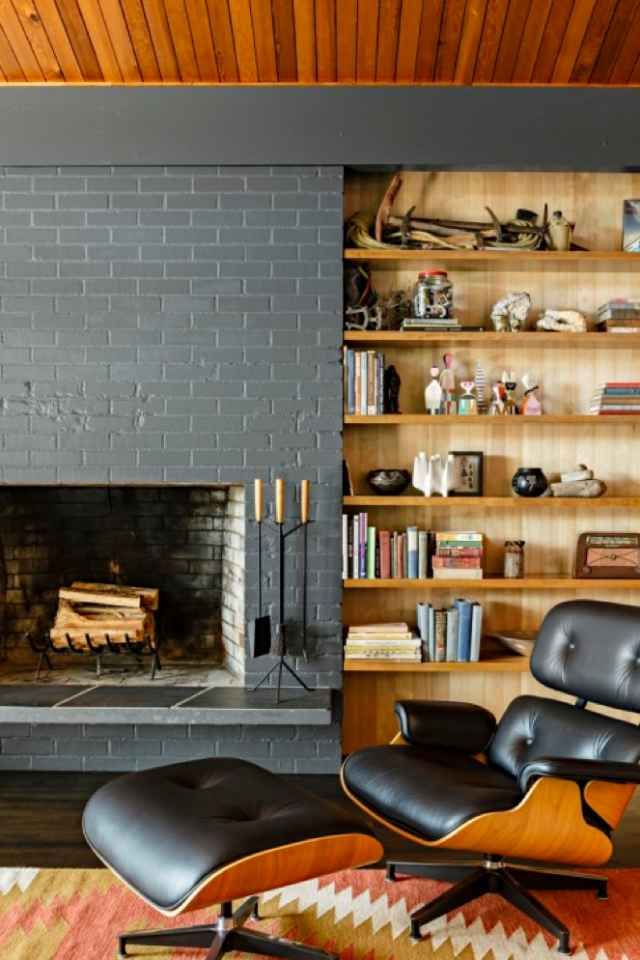 Mid Century Home | Lincoln Barbour. Repinned by Secret Design Studio, Melbourne. www.secretdesignstudio.com