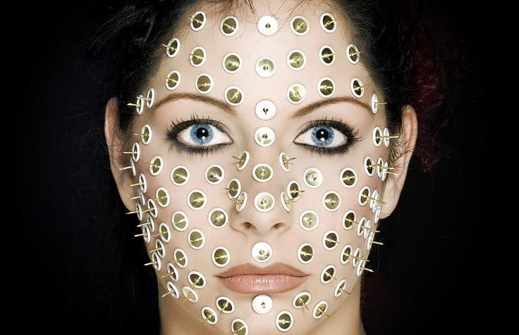 Makeup: Agnes Hlatky,  Modell: Jennifer Golyan  Photo: Robert Posza