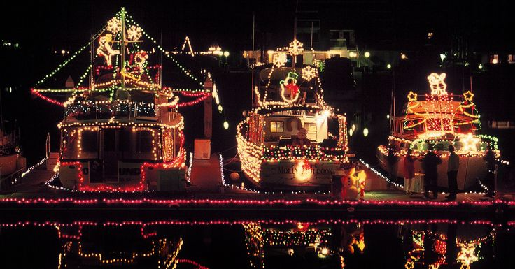 coronado christmas parade 2014 | Where to See Christmas Lights in San Diego - 2014