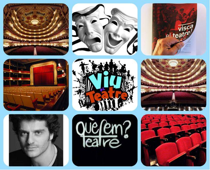 Un Collage sobre el teatre
