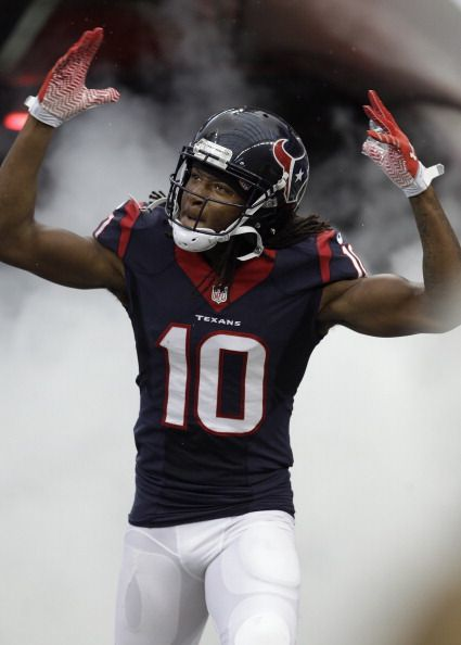 DeAndre Hopkins - Extremely impressed by his abilities. Definitely has the impact AJ had for the Texans to begin his career. Hopefully the team around him can be better than it was and the Texans get a chance at a Super Bowl