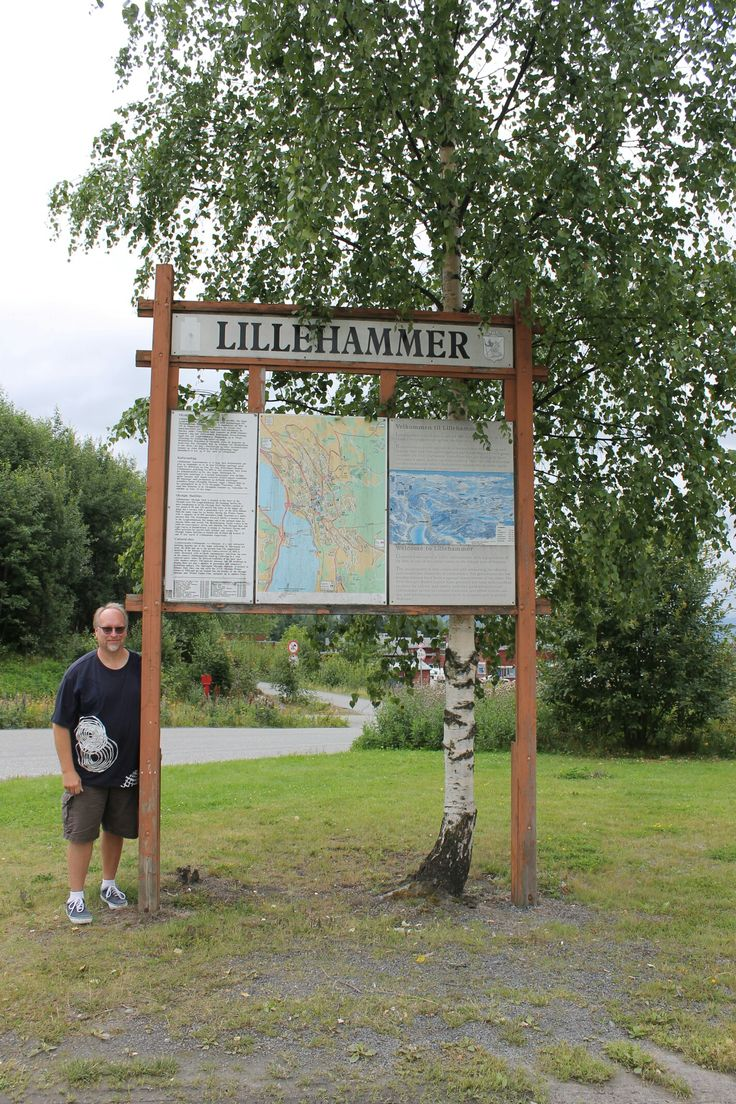 Welcome to Lillehammer.