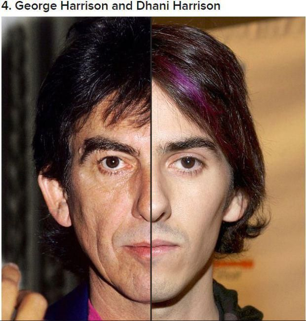 George And Dhani Harrison Absolutely Amazing I Dont