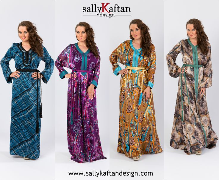 It' is all about #chic, #glamour and a #timelessly #feminine #style. Unqie #Moroccan #kaftan #designs.  All handemaded with love. To see more pictures, thanks to visit our website : www.sallykaftandesign.com