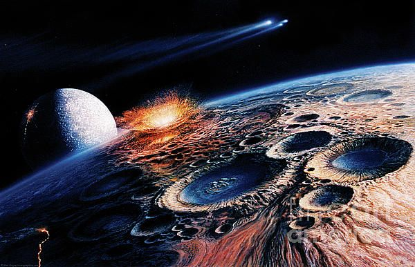 The Late Heavy Bombardment and Other Impacts That Helped Shape Our Solar System