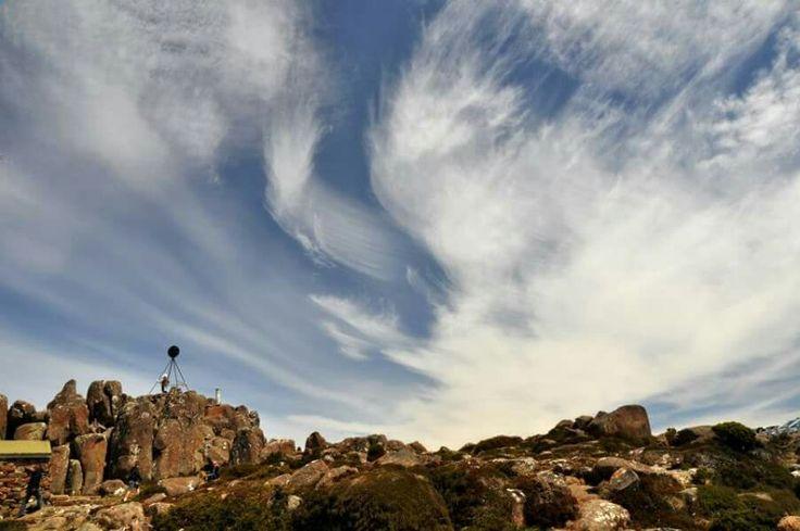 Wellington mountain lookout