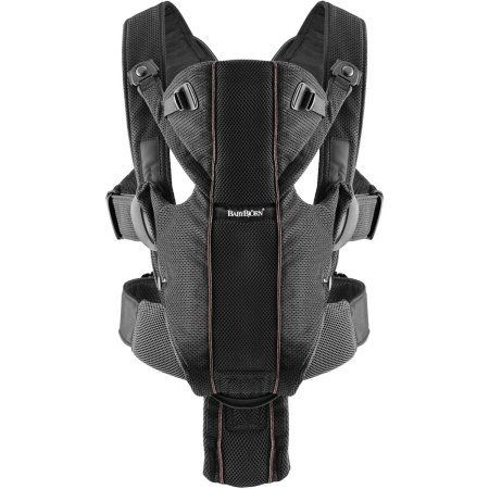 BabyBjorn Baby Carrier Miracle, Black