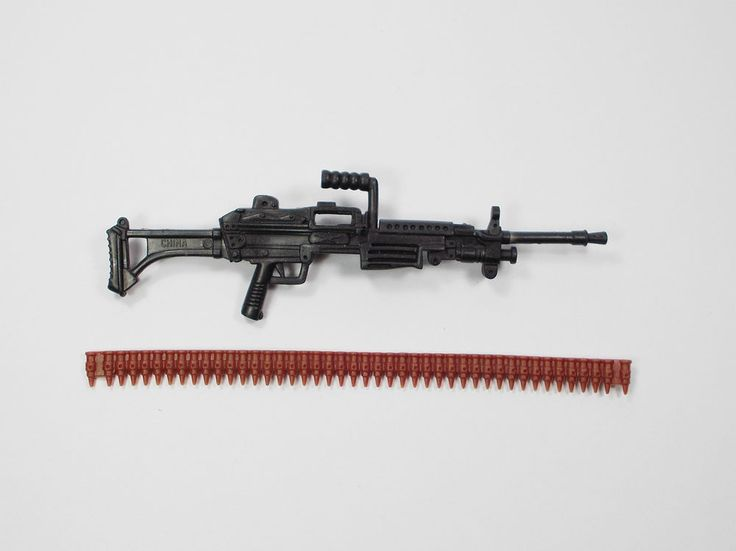 Police vs Bad Guyz - Action Toy Figure Weapon Accessory - Chap Mei (3)