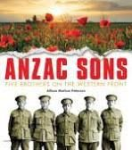ANZAC Sons Children's Ed By Allison Paterson