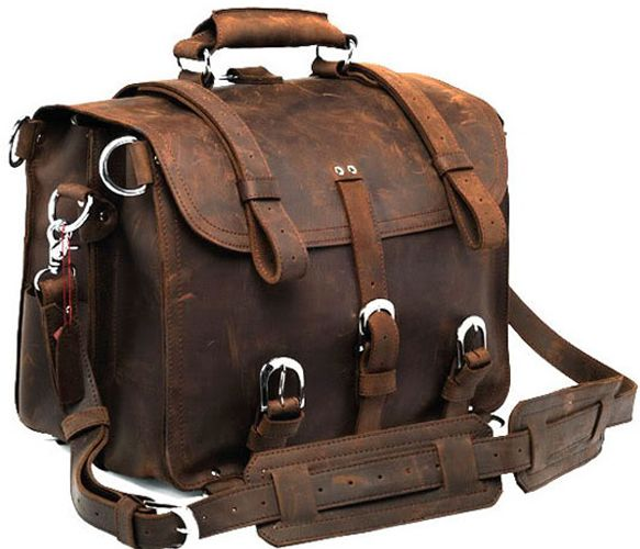 Crazy Horse Travel Bag
