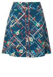 a-lijn rok , om van een hemd te recycleren zie paspelboord vooraan midden - foto inspiratie