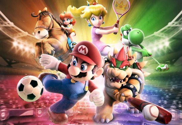 A Shallow Sampling - Mario Sports Superstars - 3DS