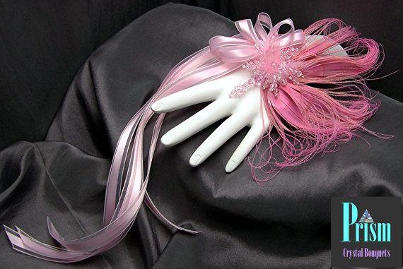 https://www.etsy.com/listing/183562291/pink-peacock-wrist-corsage-set