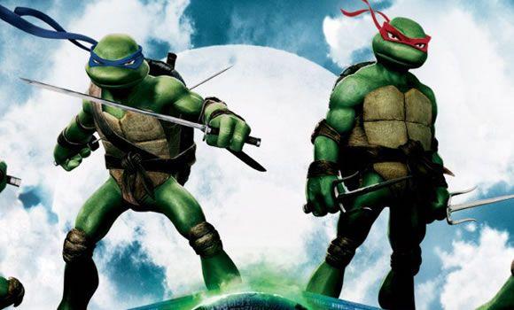 Nueva película de Las Tortugas Ninja