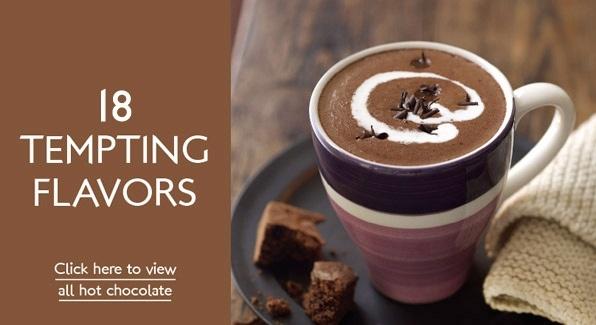 Whittard, Chelsea 1886 - Coffees, Hot Chocolates & Teas
