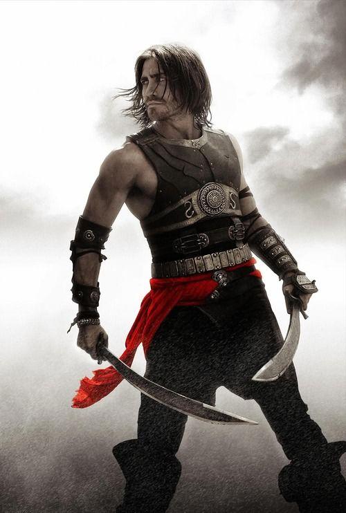 Prince of Persia | Jake Gyllenhaal or as I like to say Prince of Puuurrr-sia