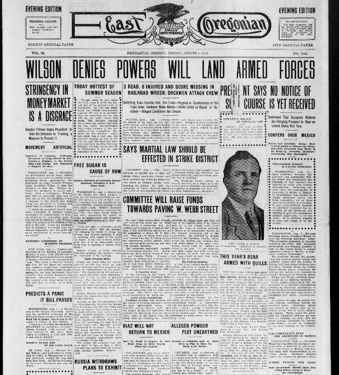 Valuable, Free Resource:  Updates to Chronicling America Historic Newspapers