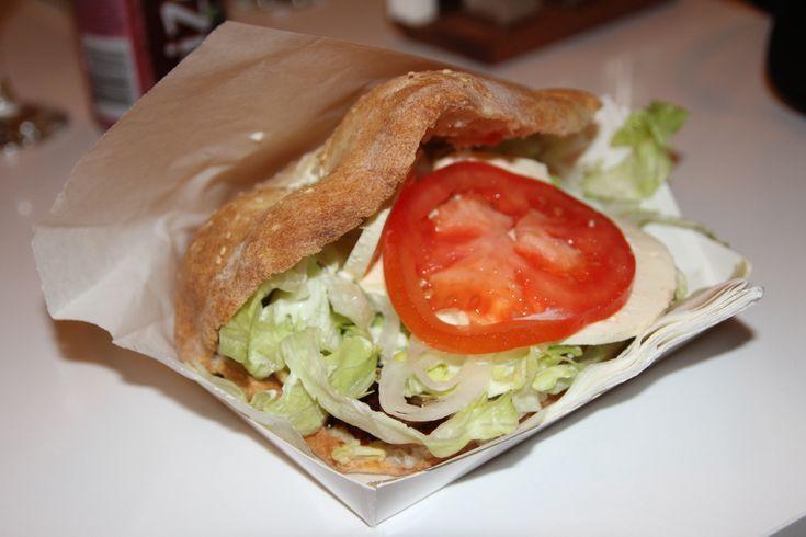 Fresh Kebab de pui