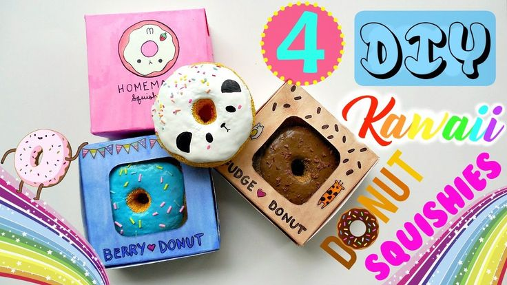 Squishy Toys Diy : 79 best Squishy Toys & DIY Tutorials images on Pinterest Toy diy, Squishies and Nifty crafts