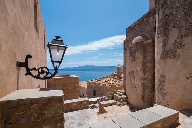 Μονεμβασια / Monemvasia - Greece #monemvasia,#greece,#travel,#europe,#lakonia,#nikon_d750,#landscape,#seascape,#Λακωνια,#Ελλαδα,#Πελοποννησος,#peloponnese,#Μονεμβασια,#architecture,#buildings,