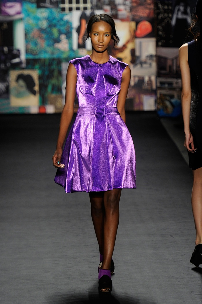 On the runway with #TRESemme at Designer #TracyReese Fall 2012 Show - Mercedes Benz Fashion Week #hair #models #runway #NewYorkFashionWeek #beauty #hairstylingTracy Reese, Fashion Weeks, Tracyre Fall, Fall2012, Fall 2012, New York Fashion, 2012 Readytowear, Ree Fall, Reese Fall