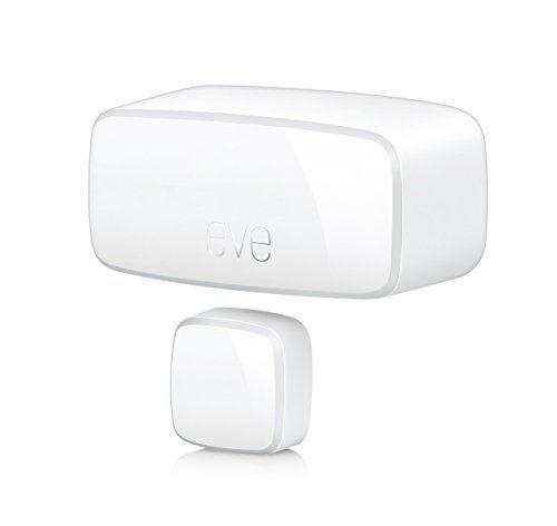 Elgato Eve Door & Window  - Sensor inalámbrico de contacto con la tecnología Apple HomeKit, Bluetooth Low Energy, color blanco #Elgato #Door #Window #Sensor #inalámbrico #contacto #tecnología #Apple #HomeKit, #Bluetooth #Energy, #color #blanco