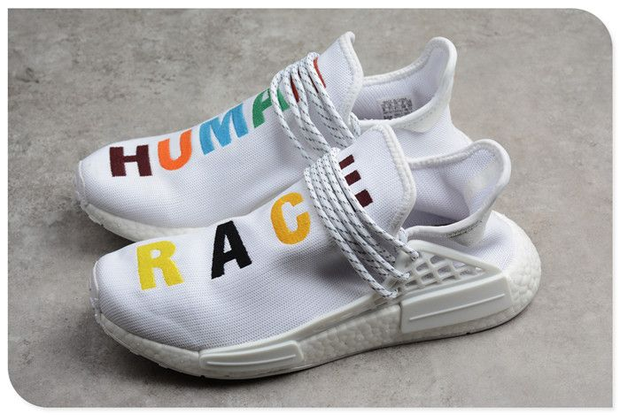 release date: 7dd7a c4654 Pharrell x adidas NMD Human Race