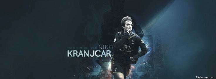 Tottenham Hotspur Niko Kranjcar Facebook Covers