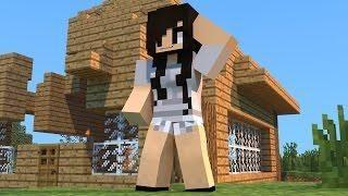 Minecraft : TEXTURA DE MENINA - SKY WARS