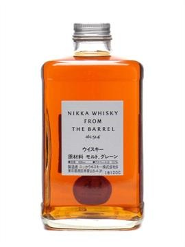 Nikka cask strength whisky. Incredibly smooth with a powerful punch.