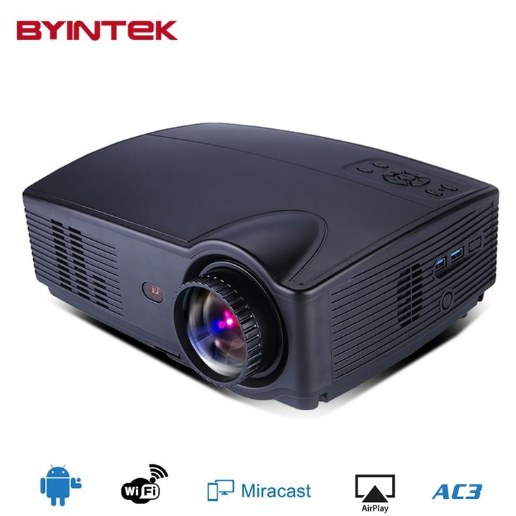 251.98$  Watch now - http://aigo9.worlditems.win/all/product.php?id=32791274128 - BYINTEK BL125andriod 3500lumens fuLL HD Projector Best Home Theater cinema Video HDMI LCD mIni LED Projetor Proyector Beamer