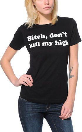 Married To The Mob MOB City Black Tee Shirt at Zumiez : PDP