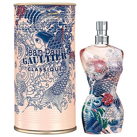 Buy Jean Paul Gaultier Classique Summer Edition Eau de Toilette, 100ml Online at johnlewis.com