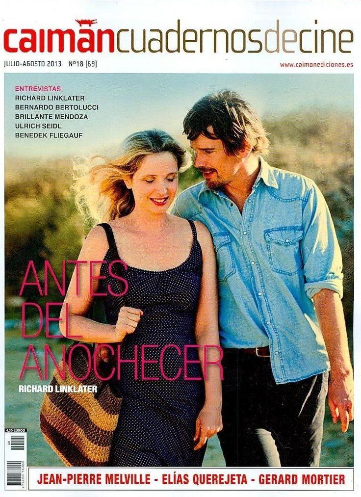 CINE (Caimán cuadernos de cine : n° 18, julio-agosto / 2013)
