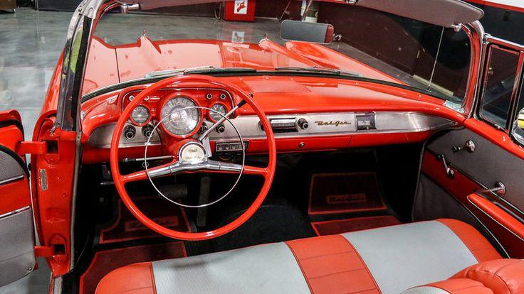 1957 Chevrolet Bel Air Convertible - 5
