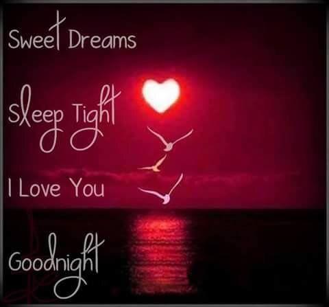 おやすむなさい. :)