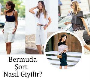 Bermuda Şort Nasıl Giyilir ? - 2015, bahar, bermuda, bermuda şort, bermuda şort modelleri, Bermuda şortlar, bermudalar, kumaş bermuda şortlar, moda, nasıl giyilir, nasıl kombinlenir, şort, trend, yaz