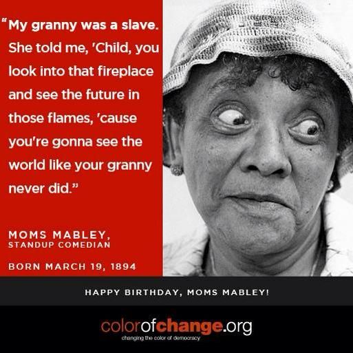 75 Best Images About Moms Mabley . . . On Pinterest